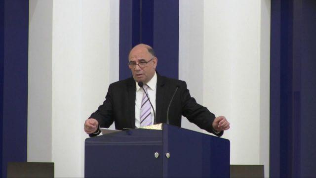 Apocalipsa: Fiara care se ridică din adânc, iluminismul (pt 31) – Pr. Paul Boeru (23/02/19)