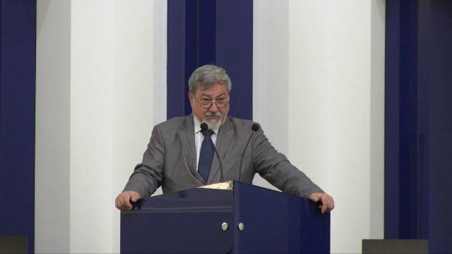 Ce este scris în Lege? Cum citești în ea? – Dr. Popescu Constantin (16/02/19)