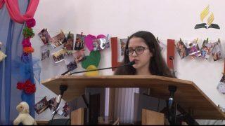 Roberta Stuparu – Tanar pentru Domnul