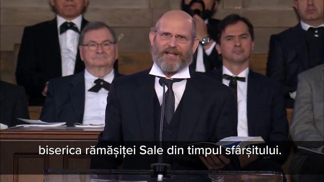 Ted Wilson – Conferința Generală 2018 – subtitrat in lb. română