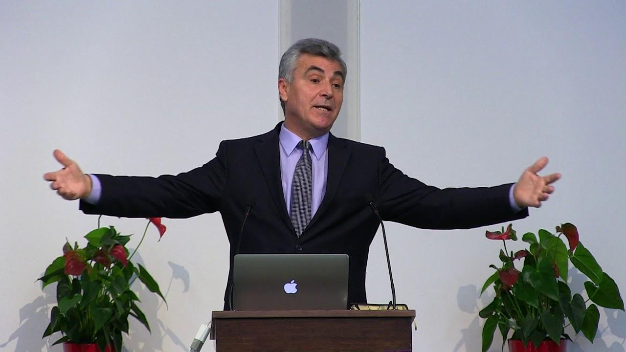 Viorel Dima – Globalizarea și Biserica (Unirea bisericilor)
