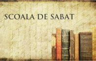 3.1 Introducere in studiu – Sabatul, o zi a libertăţii