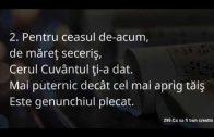 Sergiu Macovei – Serviciul Divin |10|08|2019|