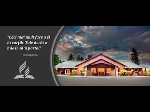 14.09.2019 – Iacob Coman – Minutele de meditatie și școala de Sabat.
