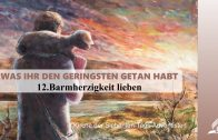 12.BARMHERZIGKEIT LIEBEN – WAS IHR DEN GERINGSTEN GETAN HABT | Pastor Mag. Kurt Piesslinger
