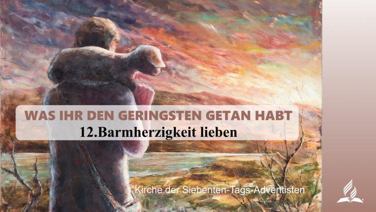 Banner Lektion 12