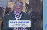 3.6 Zusammenfassung – GOTTES RUF | Pastor Mag. Kurt Piesslinger