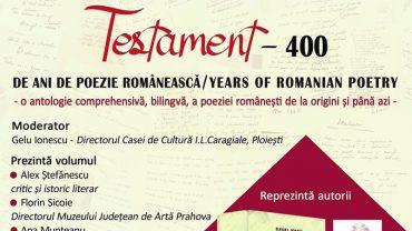 Testament_400ani_Daniel_Ionita_Ploiesti