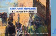 8.GOTT UND DER BUND – ESRA UND NEHEMIA | Pastor Mag. Kurt Piesslinger