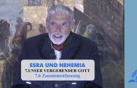 7.6 Zusammenfassung – UNSER VERGEBENDER GOTT | Pastor Mag. Kurt Piesslinger
