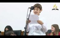 Program copii – Lauda este pentru Domnul