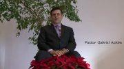 """""""1 Minut: Mesaj de Anul Nou, 2020!"""" Pastor Gabriel Achim"""
