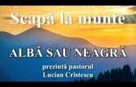 Albă sau neagră – Lucian Cristescu