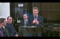 Corul Barbatesc Moisei – Program Muzical (14.02.2020)