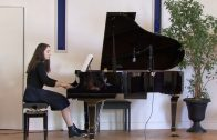 Fantasie Impromptu (Chopin) interpreteaza Pianist Ioana Lauric