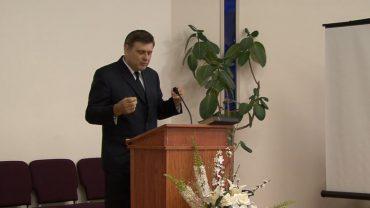 """Respinsii de ieri si de azi"" Pastor Gabriel AChim"