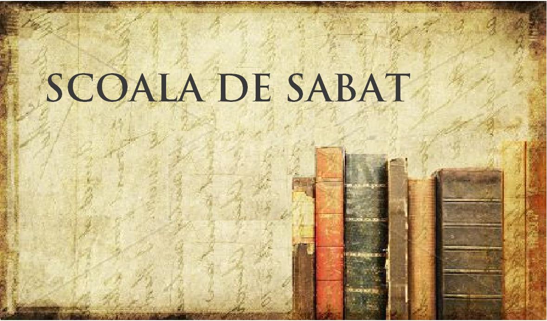 4.2 Tradiţia – st4 Biblia – sursa de autoritate a credinţei noastre