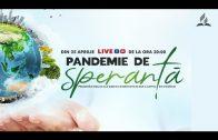 Pandemia de Speranta – 5. 5 Ordonanțe de speranță și guvernarea divină/Miercuri 29 Aprilie 2020
