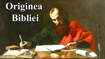 Studiul 02 – Originea Bibliei