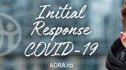 ADRA Initial Response COVID-19 site