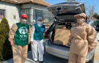 """1.086 persoane primesc ajutor în cea de-a 5-a săptămână de implementare a proiectului ADRA """"Sprijin umanitar COVID-19"""""""