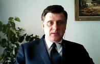 """Contra Mundum"" – Pastor Gabriel Achim"