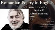 Romanian Poetry in English – Episode 10 – Adrian Păunescu