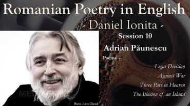 Romanian Poetry in English – Episode 10 – Adrian Păunescu
