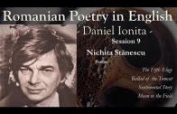 Romanian Poetry in English – Episode 9 – Nichita Stănescu