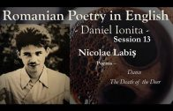 Romanian Poetry In English – Episode 13 – Nicolae Labiș