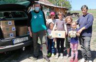 """1.110 persoane primesc ajutor în cea de-a 14-a săptămână de implementare a proiectului ADRA """"Sprijin umanitar COVID-19"""""""