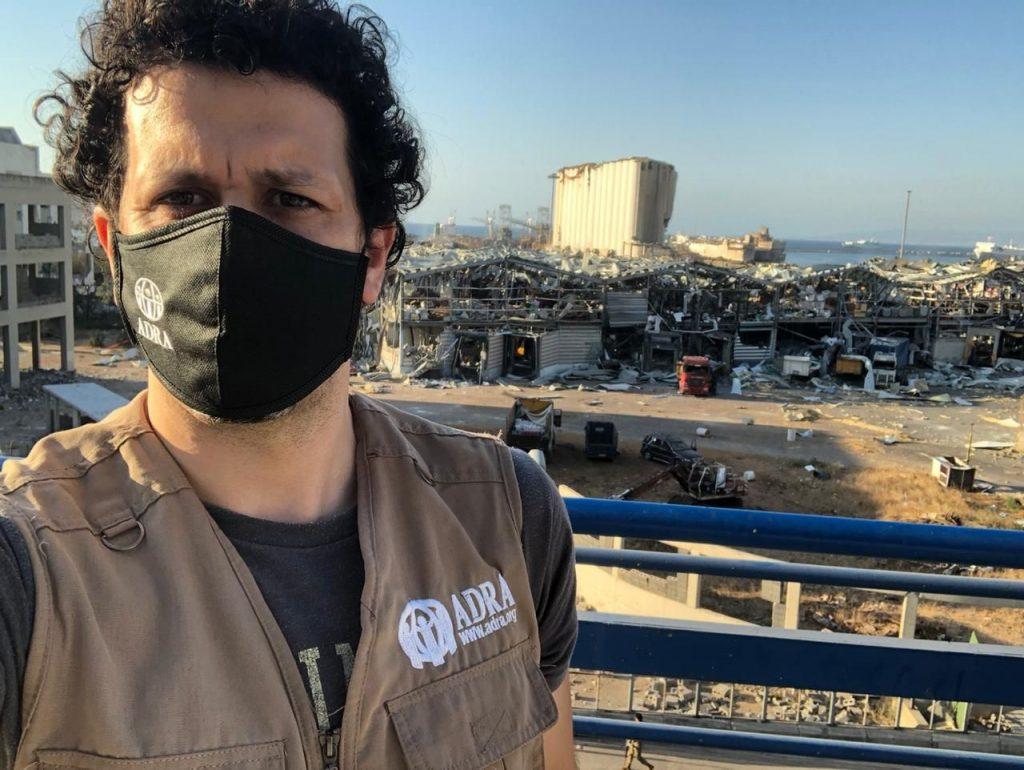 Apel ADRA la solidaritate internațională – Beirut 2020