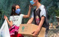 """1.047 de persoane primesc ajutor în cea de-a 25-a săptămână de implementare a proiectului ADRA """"Sprijin umanitar COVID-19″"""