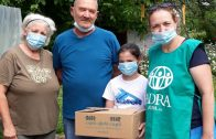 """2.358 de persoane primesc ajutor în cea de-a 22-a săptămână de implementare a proeictului ADRA """"Sprijin umanitar COVID-19"""""""