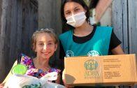 """2.216 de persoane primesc ajutor în cea de-a 27-a săptămână de implementare a proiectului ADRA """"Sprijin umanitar COVID-19"""""""