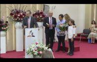 Primirea noului pastor: Daniel Oncea