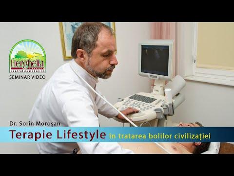 Terapie Lifestyle în tratarea bolilor civilizației | Dr
